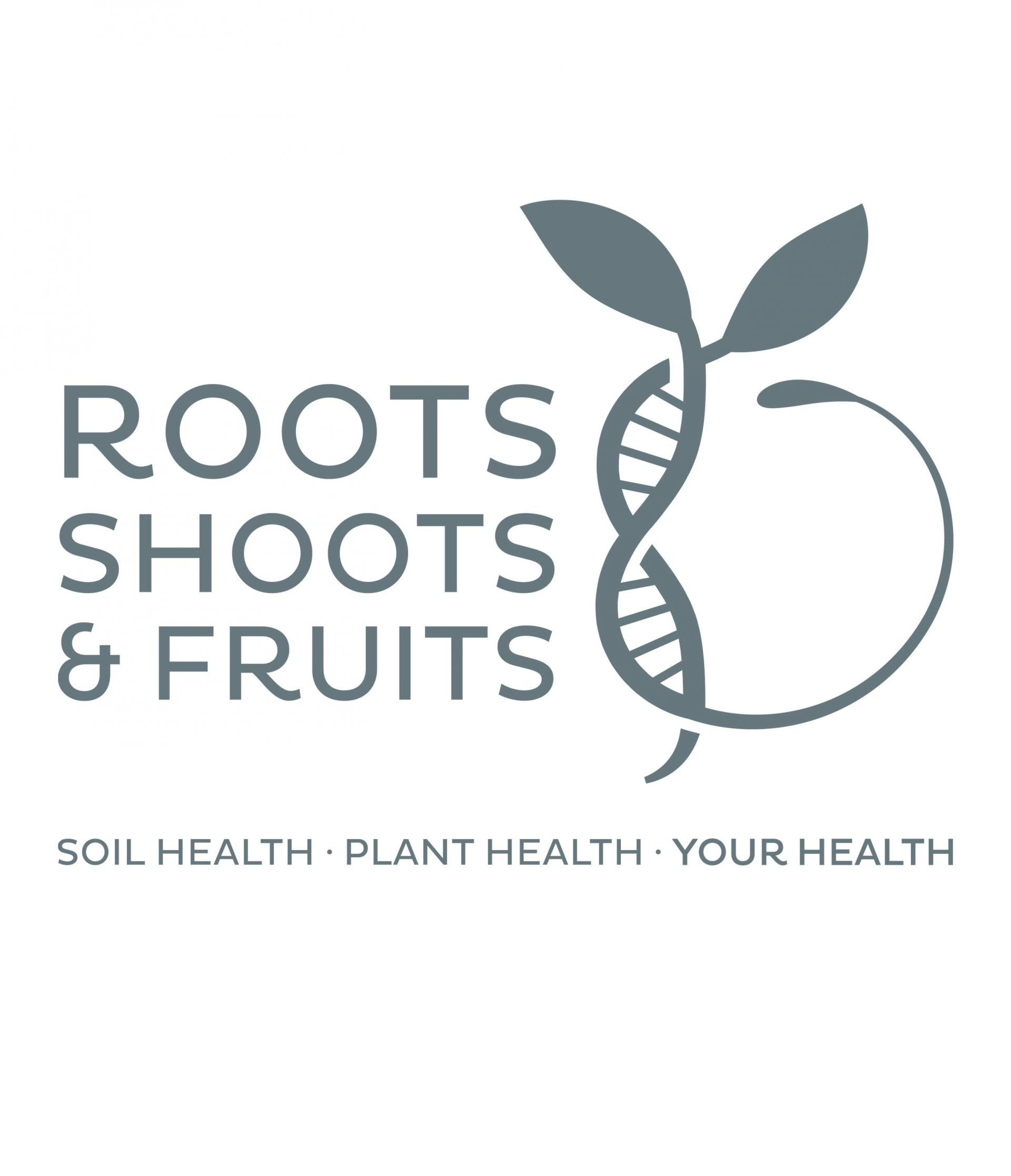 Logo of Roots, Shoots & Fruits