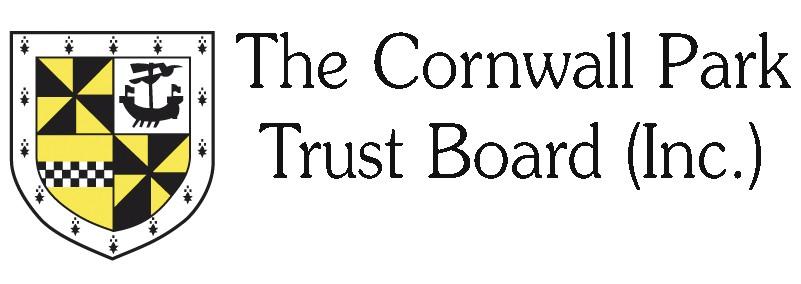 Logo of Cornwall Park