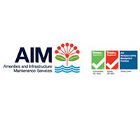 Logo of AIM